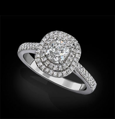 Bespoke Diamond Engagement Rings, Custom Made Diamond Engagement Rings